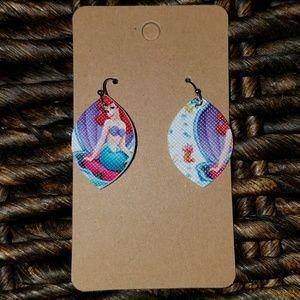 5 for $20: The Little Mermaid Earrings